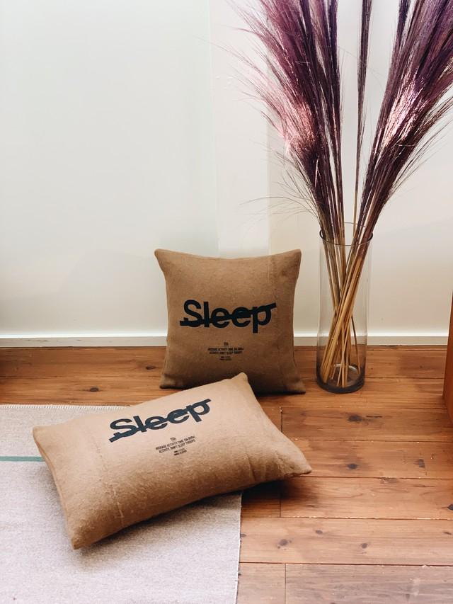 【DON'T SLEEP(ドントスリープ)】 イタリア デッドストック クッションカバー(本体別)