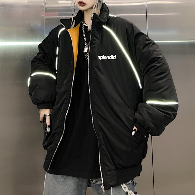ラグランスリーブジップアップジャケット