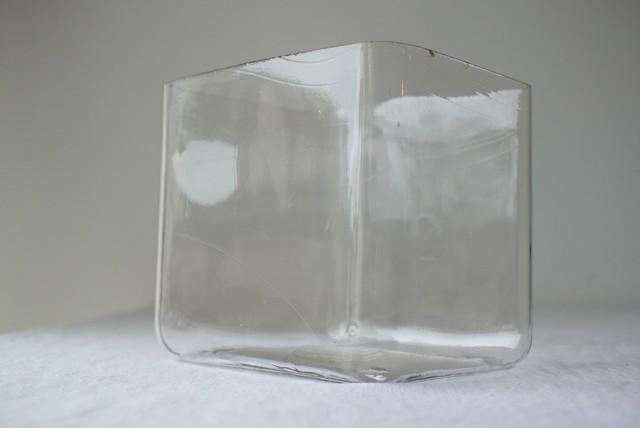 ガラスの水槽
