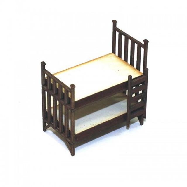 【予約発注】 Bunk Beds 28S-FAB-052M