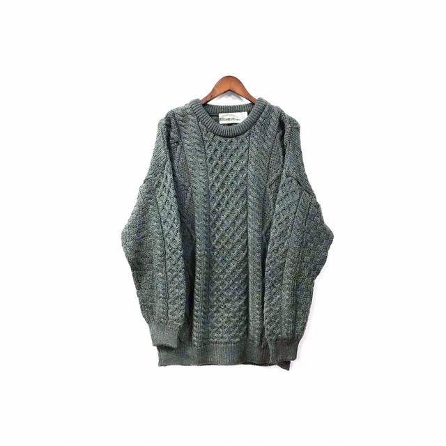 USED - Aran Knit Tops ¥9000+tax → ¥6300+tax