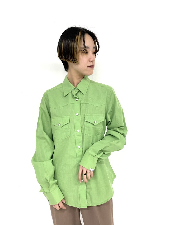 designbotan cotton shirt / 3SSTP06-05