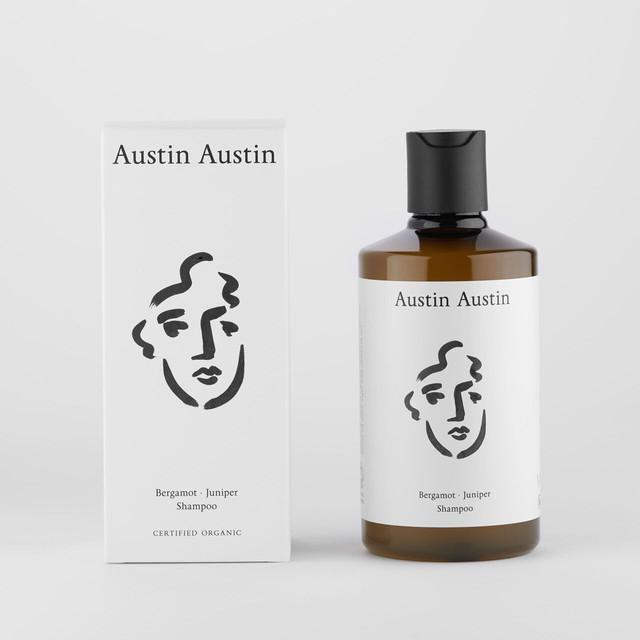 Austin Austin ベルガモット&ジュニパー シャンプー(300ml)