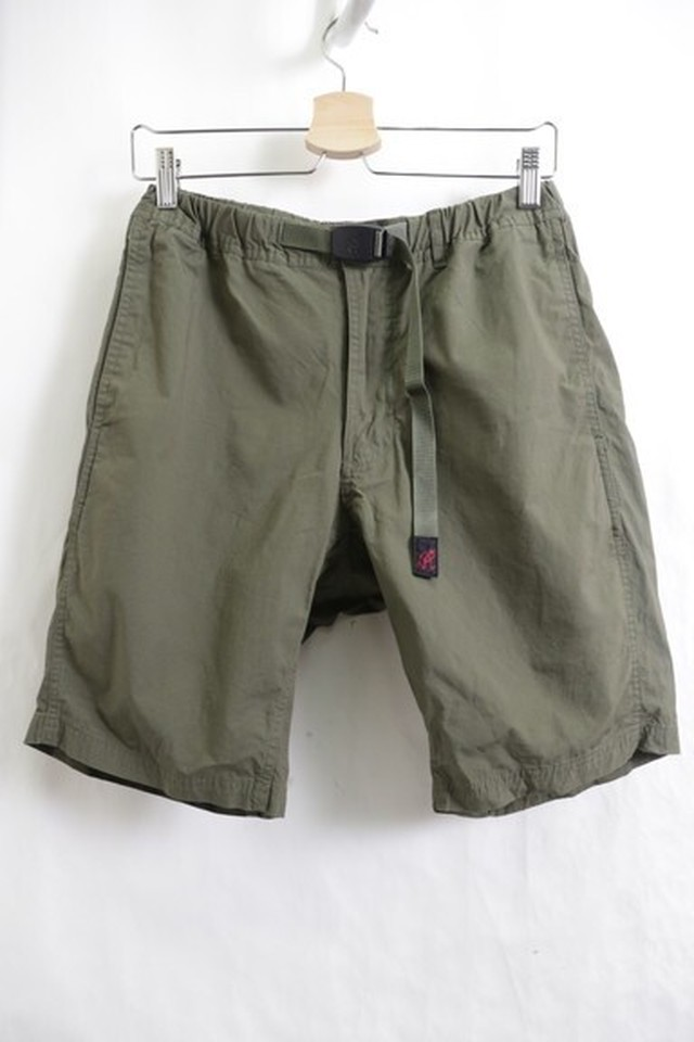 GRAMICCI WEATHER NN-SHORT OLIVE MEDIUM GMP-17S032 10JH7925