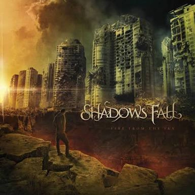 【USED】Shadows Fall / Fire From The Sky