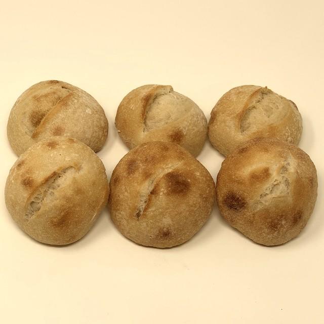 パスタとスープに合うパン 【6個】