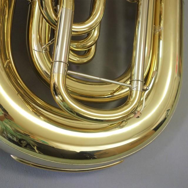 【WELTKLANGテューバ】【送料無料】【中古楽器】中古B♭テューバ ヴェルトクランク 4ロータリー【ハードケース&ソフトケース付属】メンテナンス済み Tuba