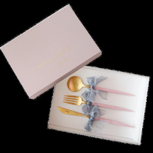 Cutipol GOA gold set Gift Box / クチポール GOA 3本セット ギフトボックス