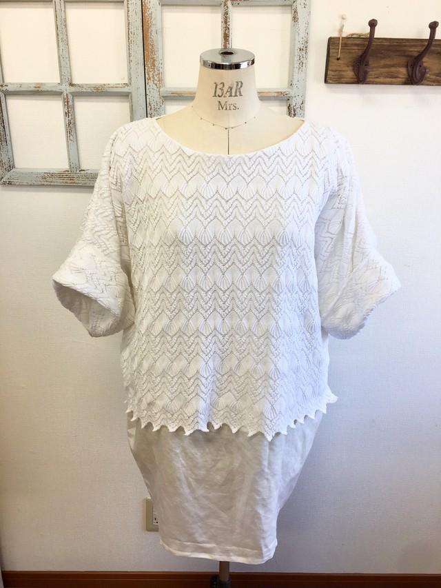 ペチコートみたいに重ねて可愛い❤️淡いグレーチュールのアコーディオンスカートのサテンキャミソールワンピース(サイズフリー M〜 L)