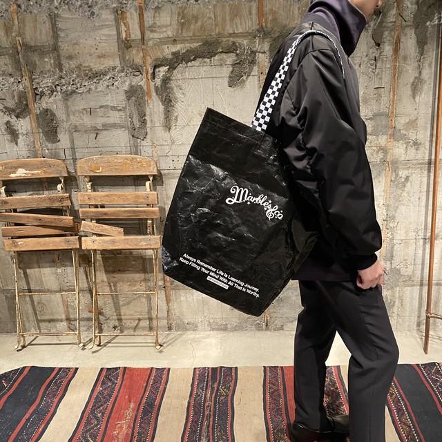 Marbles【マーブルズ】DURABLE TOTE BAG / MAC-A20SP07(BLACK)