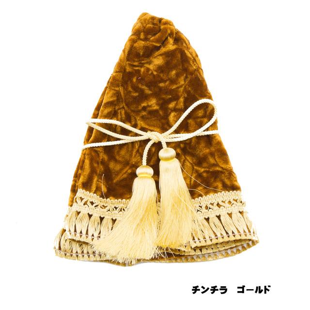 JET★GOGO チンチラ  ブーツカバー ビニールなし  軽トラ ブーツカバー