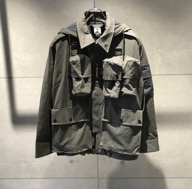 EXPANSION 89J TAZ83E JACKET / KHAKI