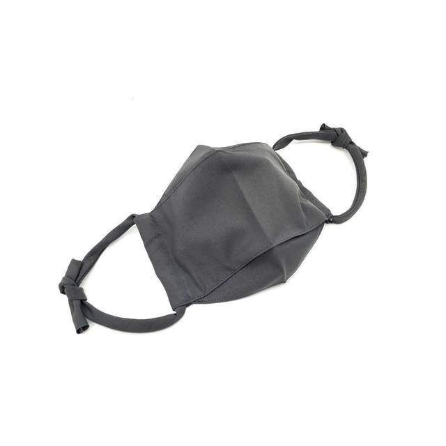 ③立体マスク!息がしやすい『ダイジンノマスク』【グレー】 [大人用サイズ]【全国送料無料】