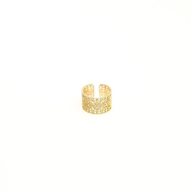 Cloisonne Ring