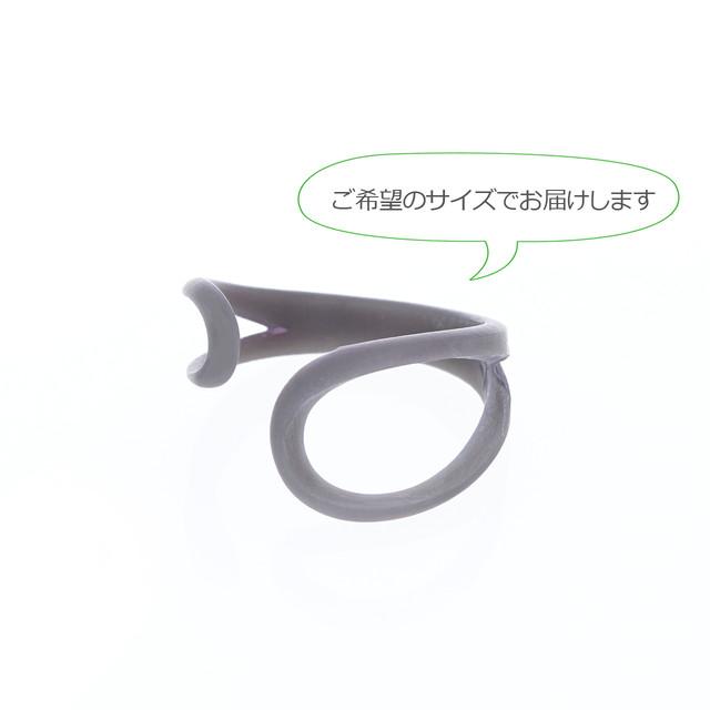UV硬化樹脂 / 3Dモデル (リング) / Functional beauty design