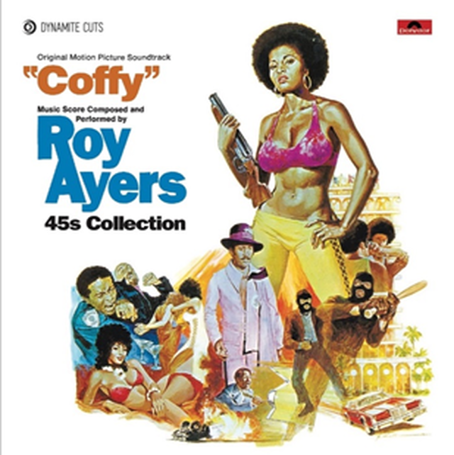 "【残りわずか/7""】Roy Ayers - Coffy 45s Collection"
