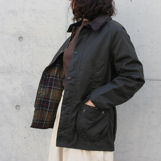 Barbour / LADIES CLASSIC BEAUFORT