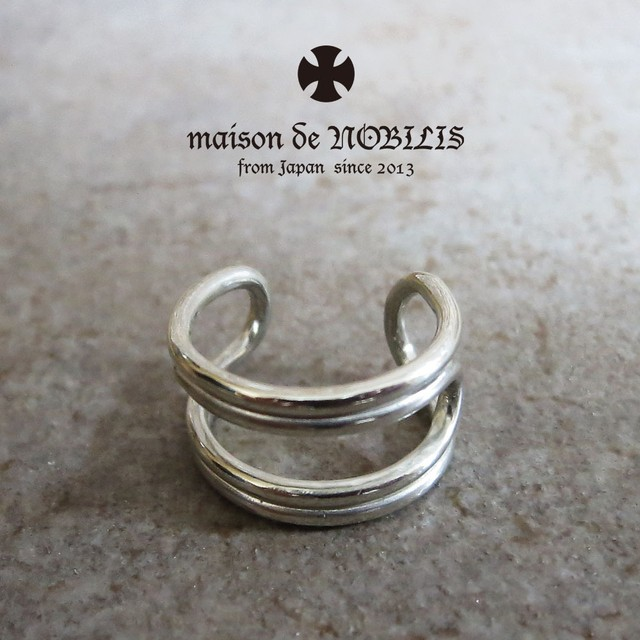 Clip Ring Producted by NOBILIS【品番 16S2002】