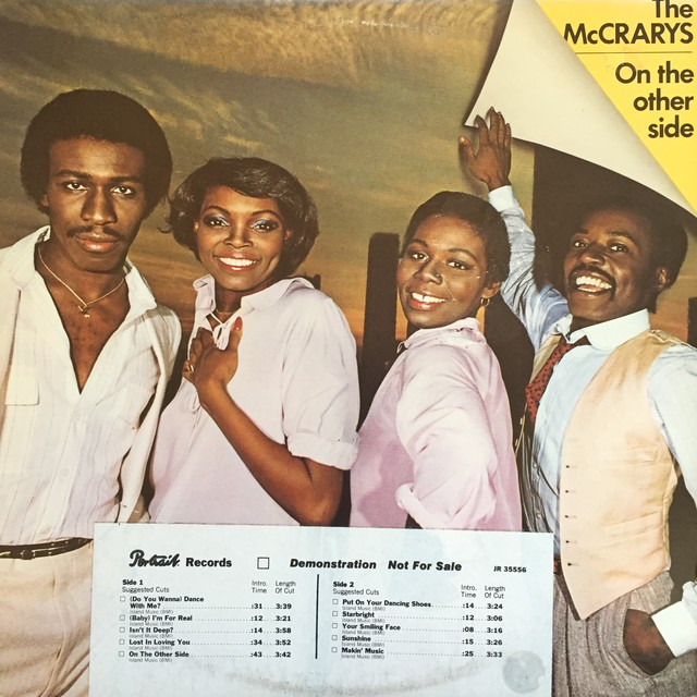 The McCrarys – On The Other Side