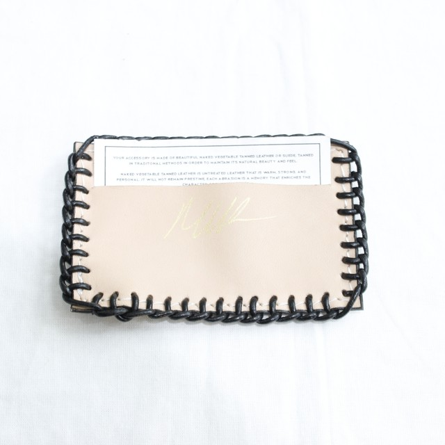 """MWR collection"" BUSINESS CARD CASE"