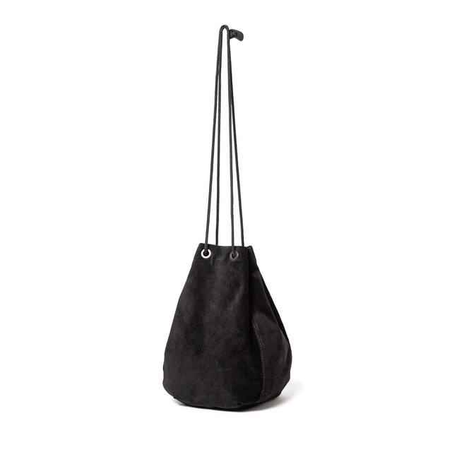 【hobo】WR PIG LEATHER DRAWSTRING BAG