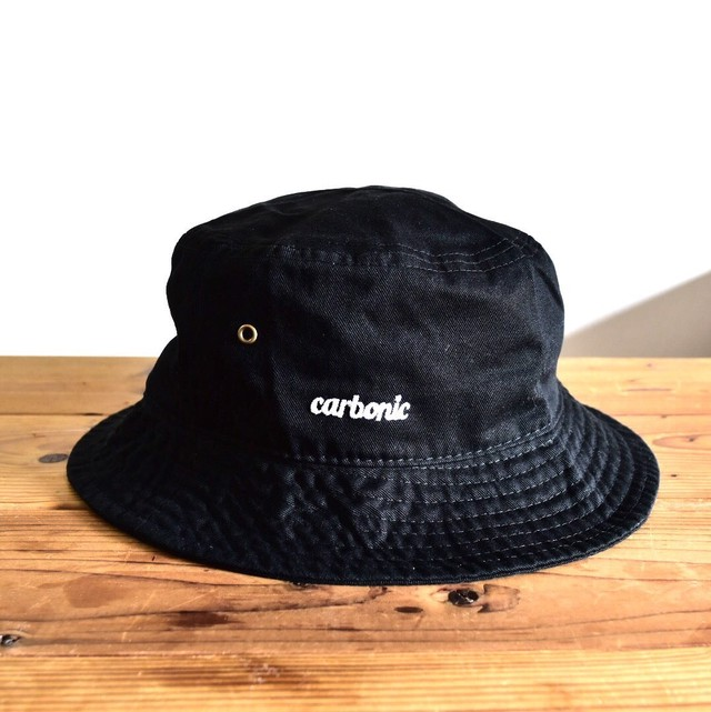 carbonic STD logo Backet Hat