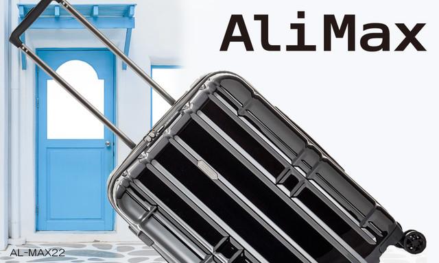【3〜4泊用】ALiMax  ALI-MAX22 50+10ℓ