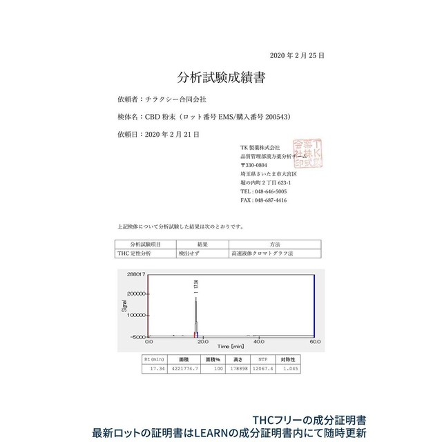CBDベイプリキッド・CHILLAXY(CBD300mg・ウェディングケーキフレーバー)