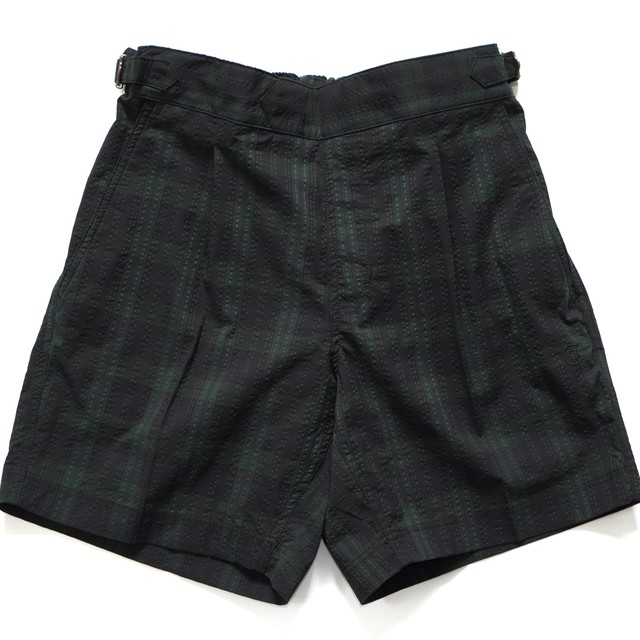 COLONY CLOTHING / POOL SIDE SHORTS Black Watch