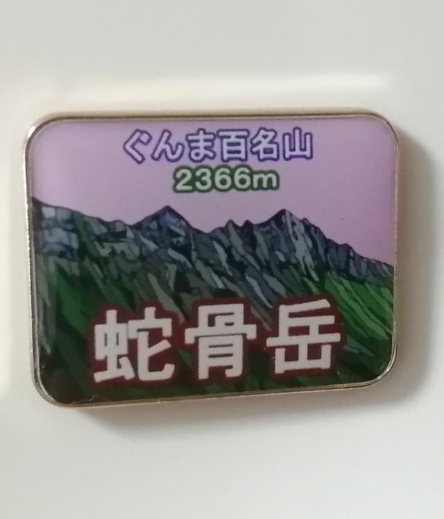 箱根 冠ケ岳 バッジ