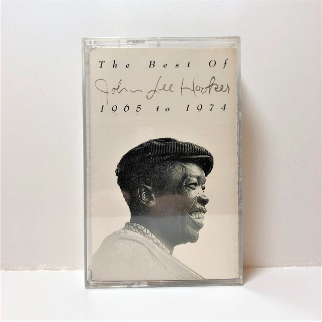 [中古カセット]   John Lee Hooker – The Best Of John Lee Hooker 1965 to 1974