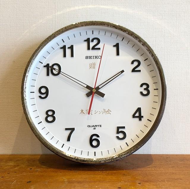 SEIKO 大型掛け時計