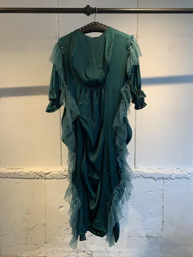 HOUGA   viola dress