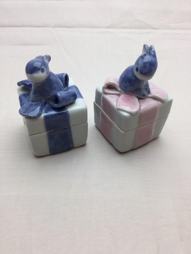 ぶき工房 プレゼントBOX(小物入れ)