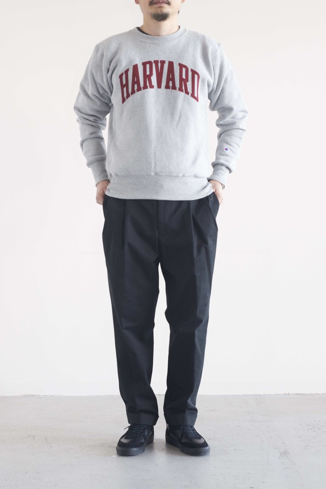 Champion HARVARD REVERSE WEVE SWEAT SHIRT