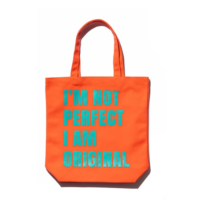 Tote Bag: I AM ORIGINAL