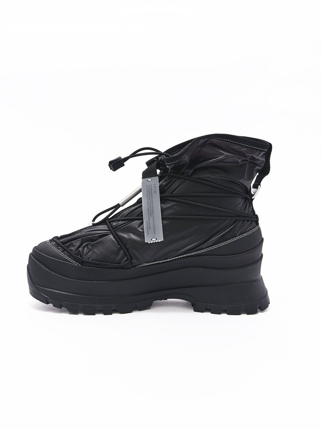 VEIN SKIN COVERD TRAINER Black  VA02-357