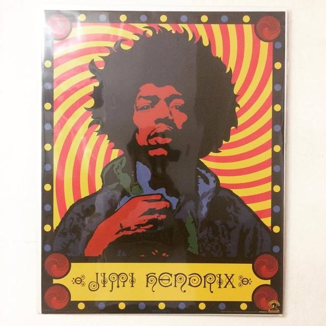 ポスター「ジミ・ヘンドリックス Jimi Hendrix」 - メイン画像