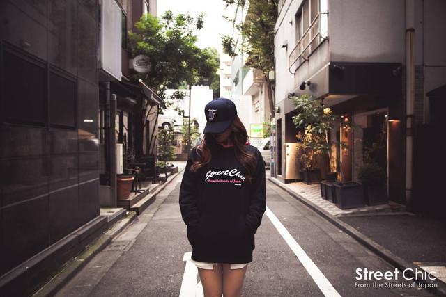 Crew - Hoodie [PINK] StreetChic