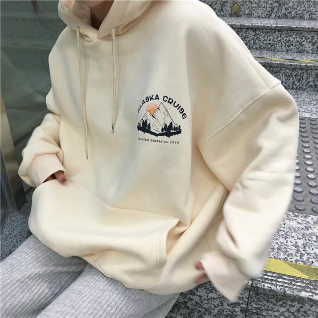 ルーズ オーバーシルエット プルオーバー【1026】