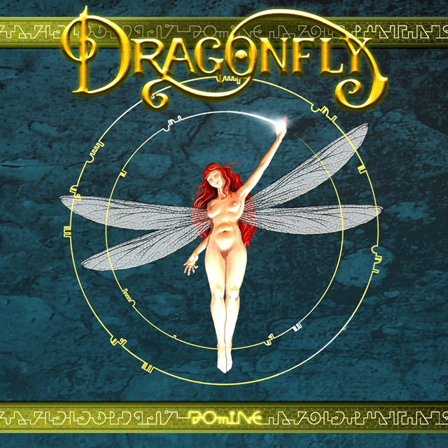 DRAGONFLY『Domine』CD