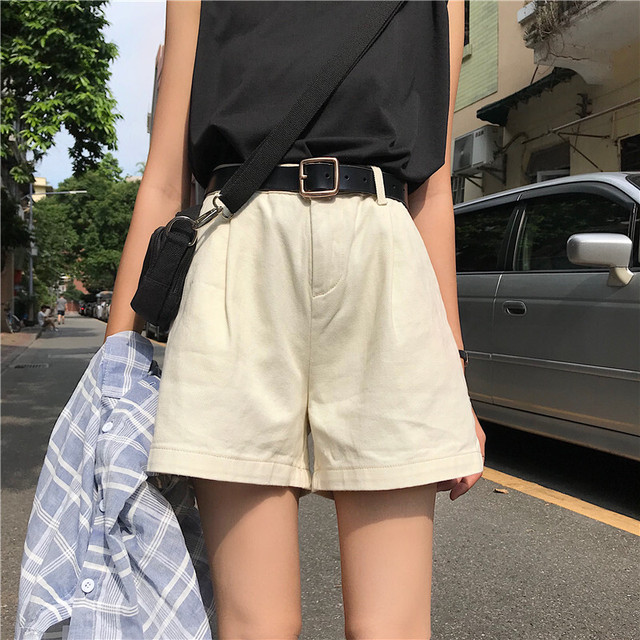 2020SS ポケット付ハイウエストパンツ