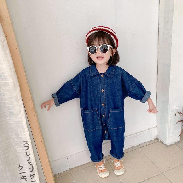 【オールインワン】ファッション無地プリントオールインワン27009946