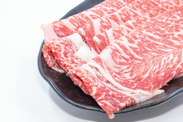 かわなべ牛 牛もも薄切り(500g)