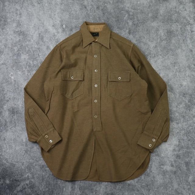 〜30's Town&Country Wool Shirts 〜30年代 ヴィンテージ  チンスト ウールシャツ ダウンアンドカントリー タウン&カントリー 古着 A568
