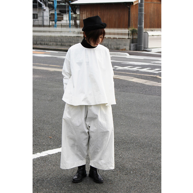 【Veritecoeur】VC-2043 Thick cotton Tunic