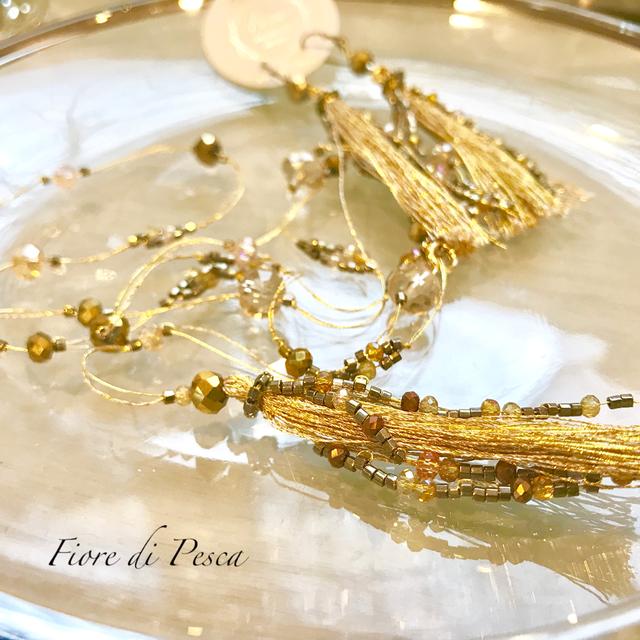 Tassel(gold)