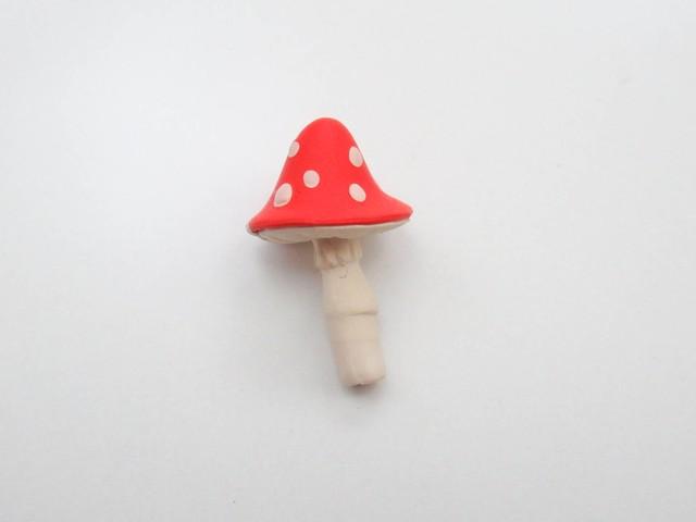 【835】 スーシィ・マンババラン  小物パーツ 置物キノコ ねんどろいど