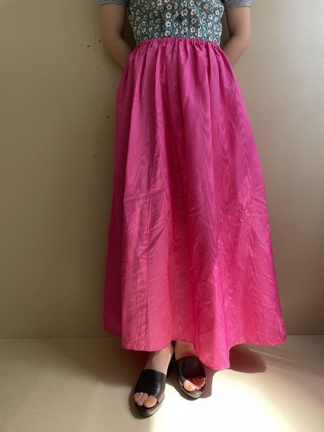 vivid skirt / 7SSSK20-02