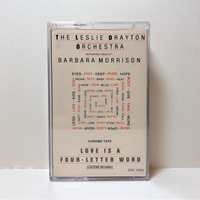 [中古カセット]  The Leslie Drayton Orchestra – Love Is A Four-Letter Word